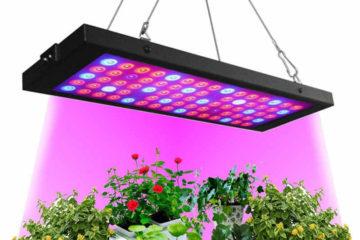 Светодиодные лампы для растений и рассады. Фитолампа Mars Hydro с АлиЭкспресс. Сделано в Китае!